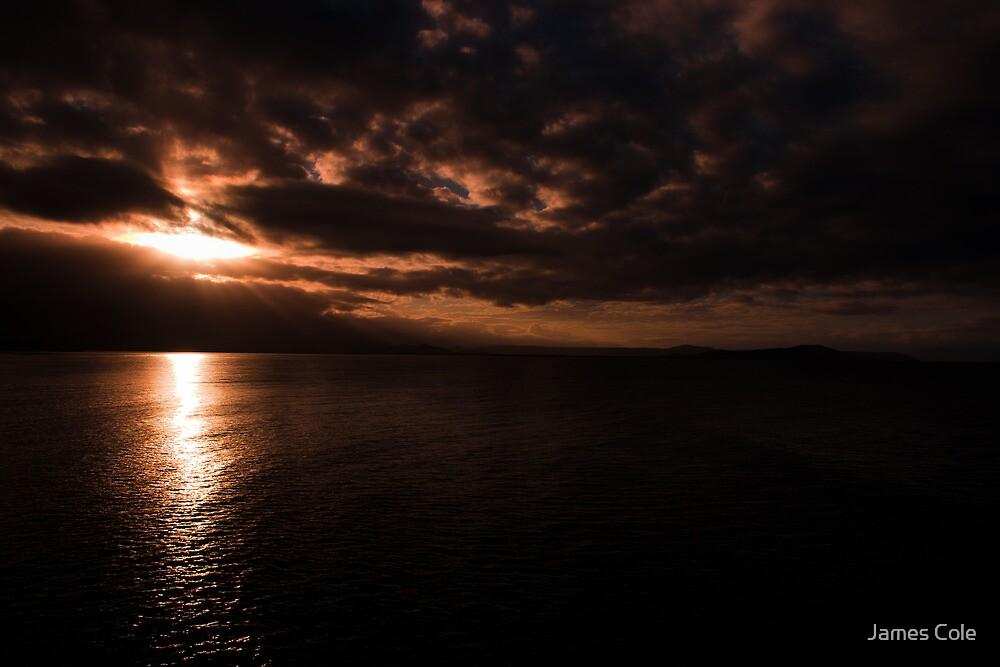 Port Douglas Sunset by James Cole