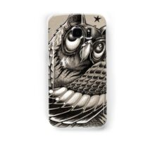 Decorative Owl Samsung Galaxy Case/Skin