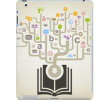 Business the book iPad Case/Skin