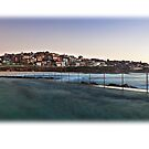 Bronte Beach by Andrew McNeil