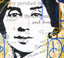 Emily Dickinson Sticker