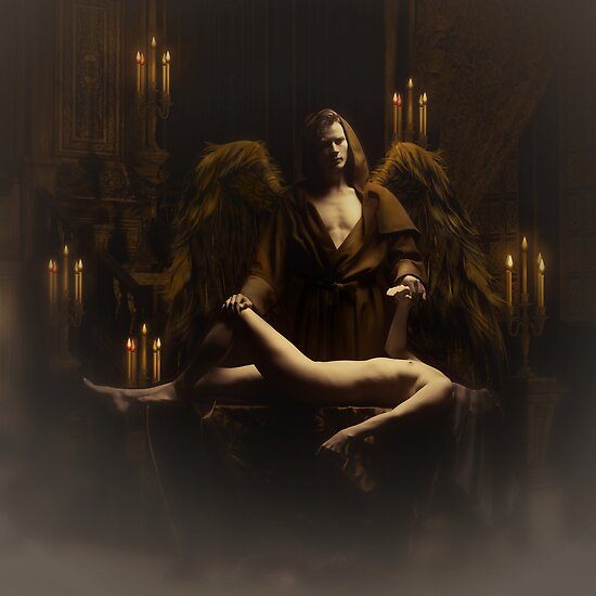 Dark Angel by Shanina Conway