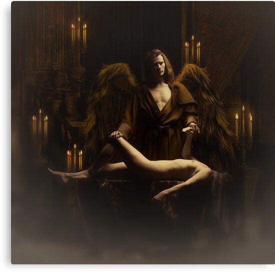 Dark Angel by Shanina Conway