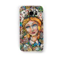 Curiouser and Curiouser Samsung Galaxy Case/Skin