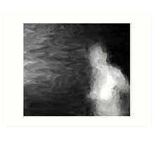 Nude Impression 2 Art Print
