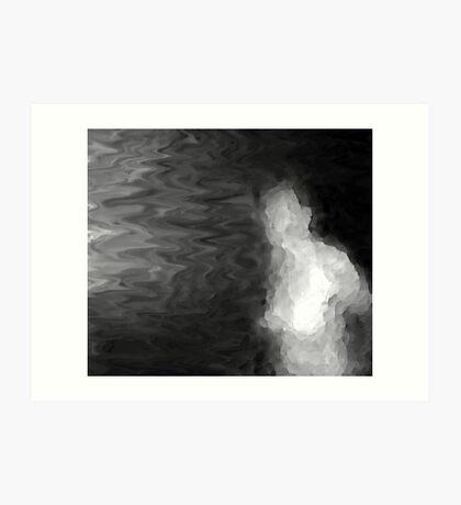 Nude Impression 2 Art Print