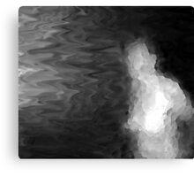 Nude Impression 2 Canvas Print