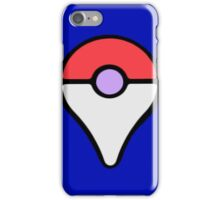 Pokémon Pin iPhone Case/Skin