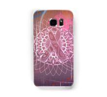 Red Multi Cancer Awareness Ribbon Samsung Galaxy Case/Skin