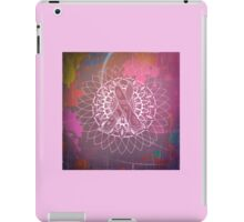 Red Multi Cancer Awareness Ribbon iPad Case/Skin
