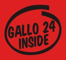 gallo 24 inside Kids Tee