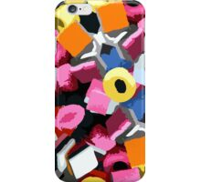 Licorice 2 iPhone Case/Skin