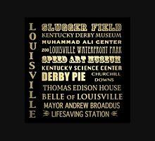 Louisville Kentucky Famous Landmarks Unisex T-Shirt