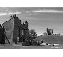 Tutbury Castle 5 Photographic Print