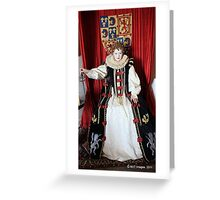 Most Haunted's Lesley Smith 2 Greeting Card