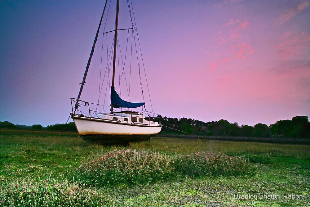 """Sailing the Morning Light"" by Bradley Shawn  Rabon"