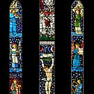 East Window, St James Church, Staveley, Cumbria by Dave Lawrance