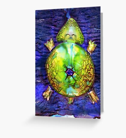 Immortal Mother Greeting Card