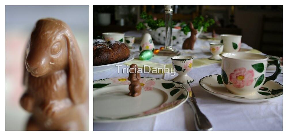 Easter Breakfast by TriciaDanby
