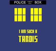 Doctor Who - I'm such a Tardis Unisex T-Shirt