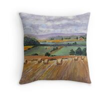 Rural Impressions  Throw Pillow