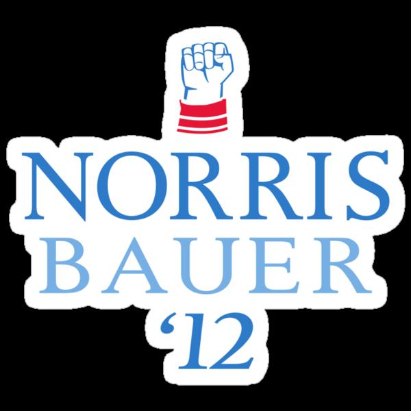 Norris & Bauer in 2012 by noelgreen