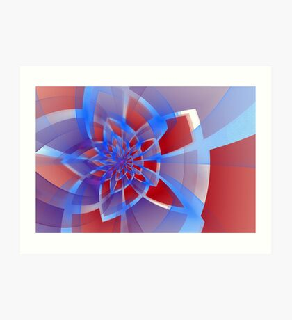 Portals Shade Palette Art Print
