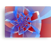 Portals Shade Palette Canvas Print