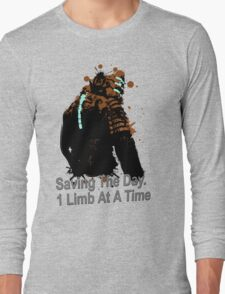 Dead Space - Issac Long Sleeve T-Shirt