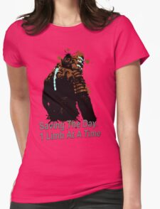 Dead Space - Issac Womens Fitted T-Shirt