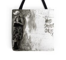 Multi-Colored Lady  Tote Bag