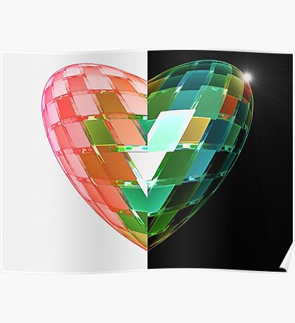 Heart of Glass Portals  (UF0280) Poster