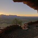 Sunrise at Thieves Den by jbiller