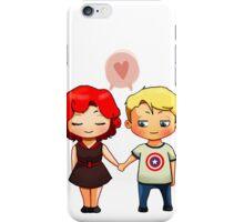 Chibi Romanogers iPhone Case/Skin