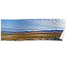 Dempster Highway Poster
