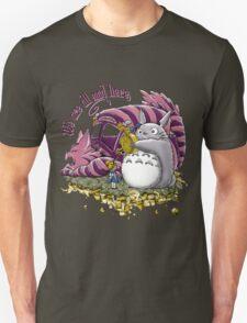 Mei in wonderland Unisex T-Shirt