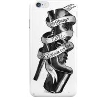 Patriarchy Stomper iPhone Case/Skin