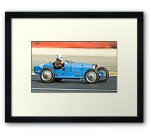 Bugatti T35B Framed Print