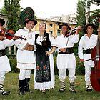 Romanian Folklore by Roman Romanenko