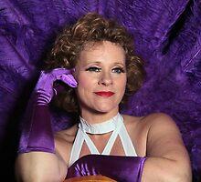 Dawn Marie Burlesque Shoot 1 by LisaRoberts