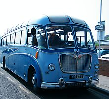 BEDFORD DUPLE 1958 by TREVOR34