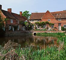 Flatford Mill by Paul Gibbons