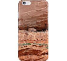 Anasazi House Canyon De Tseyi iPhone Case/Skin