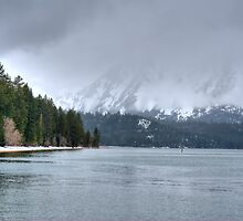 Lake Tahoe III by Diego  Re