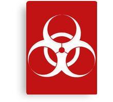 biohazard - organic Canvas Print