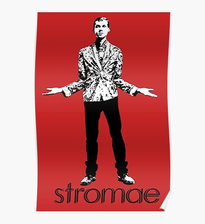 Stromae  Poster