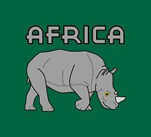 AFRICA-RHINO Unisex T-Shirt