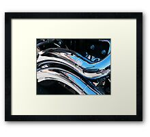 The Pipes Framed Print