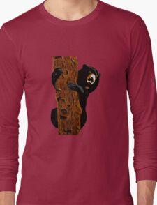 Sun bear Long Sleeve T-Shirt