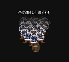 Everyone get in here! Unisex T-Shirt